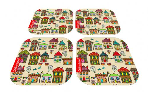 Selina-Jayne House Limited Edition Designer Coaster Gift Set